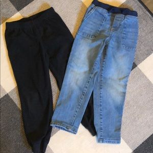 Carters Boys jeans & sweatpants